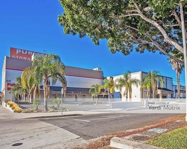 Storage Units for Rent available at 511 South Fair Oaks Avenue, Pasadena, CA 91105