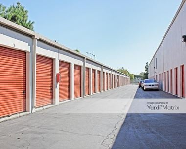 Storage Units for Rent available at 12302 Bellflower Blvd, Downey, CA 90242
