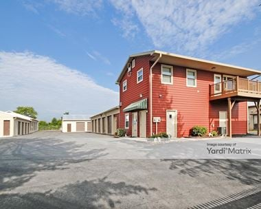 Storage Units for Rent available at 18488 Industrial Road, Culpeper, VA 22701