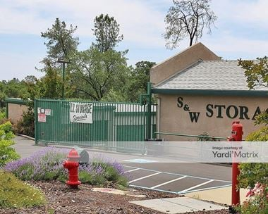 Storage Units for Rent available at 4276 Business Drive, Shingle Springs, CA 95682