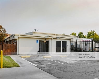 Storage Units for Rent available at 2080 Hallmark Drive, Sacramento, CA 95825 Photo Gallery 1