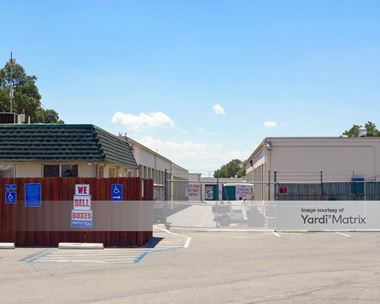 Storage Units for Rent available at 4203 Industry Drive, Sacramento, CA 95821