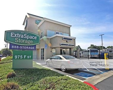 Image for Extra Space Storage - 975 F Street, CA
