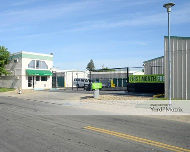 Image for Extra Space Storage - 5051 Perry Avenue, CA