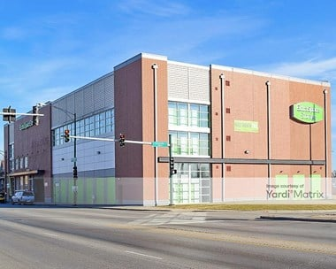 Image for Extra Space Storage - 4455 West Montrose Avenue, IL