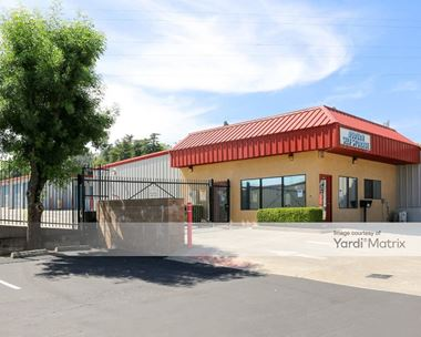 Storage Units for Rent available at 391 Nevada Street, Auburn, CA 95603