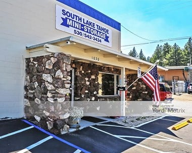 Image for South Lake Tahoe Mini Storage - 1044 Industrial Avenue, CA