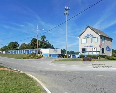 Storage Units for Rent available at 5405 Glade Road, Acworth, GA 30102