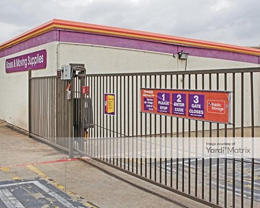 Image for Public Storage - 4401 South Westmoreland Road, TX