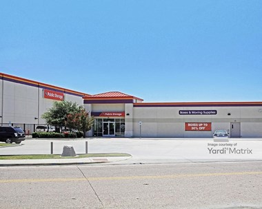 Image for Public Storage - 3443 Sorrento Drive, TX