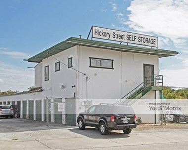 Image for Hickory Street Self Storage - 801 East Hickory Street, TX