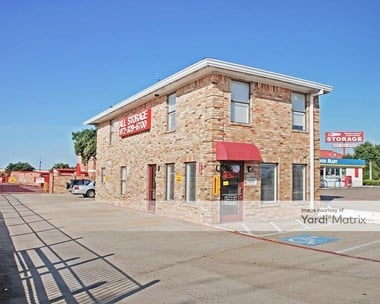 Storage Units for Rent available at 2023 North Galloway Avenue, Mesquite, TX 75149 Photo Gallery 1