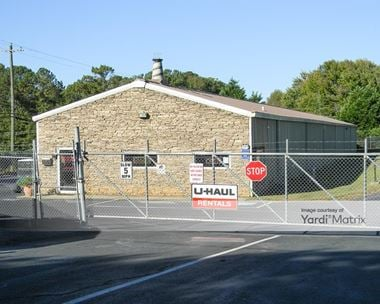 Storage Units for Rent available at 101 Arthur Drive, Canton, GA 30115