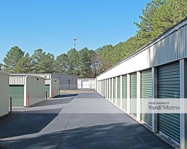 Storage Units for Rent available at 299-B Dividend Drive, Peachtree City, GA 30269