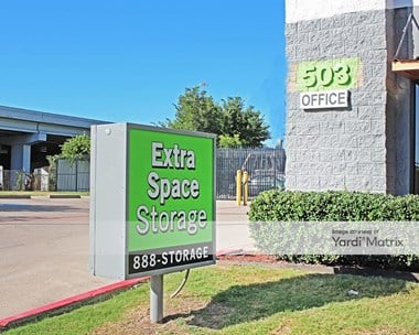 Image for Extra Space Storage - 503 South Haskell Avenue, TX