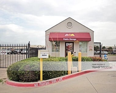 Image for AAA Public Storage - 3204 East 14th Street, TX