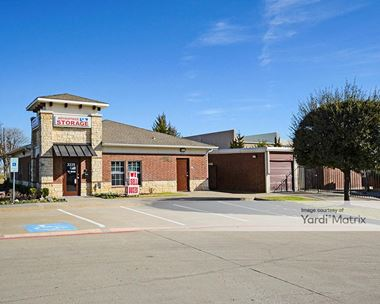 Storage Units for Rent available at 3339 Main Street, Frisco, TX 75034
