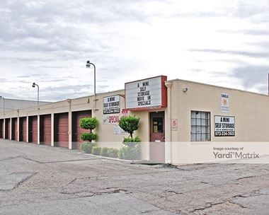 Image for A Mini Self Storage - 925 North Bowser, TX