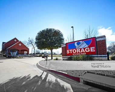 Storage Units for Rent available at 2211 West White Street, Anna, TX 75409