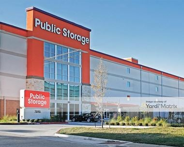 Image for Public Storage - 7895 Riverfall Drive, TX