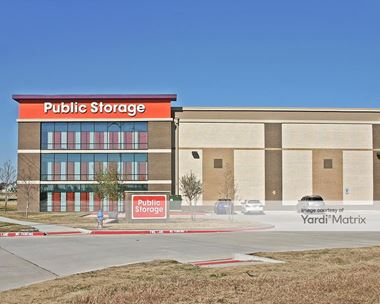 Storage Units for Rent available at 4700 Stacy Road, McKinney, TX 75070