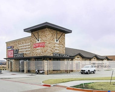 Image for Frisco Self Storage - 155 Old Newman Way, TX