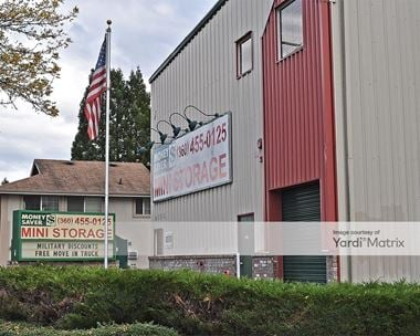 Storage Units for Rent available at 6009 Pacific Avenue SE, Lacey, WA 98503