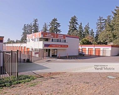 Storage Units for Rent available at 9815 32nd Avenue Court South, Tacoma, WA 98499 Photo Gallery 1