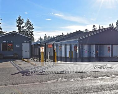 Storage Units for Rent available at 9520 Kimmie Street SW, Olympia, WA 98512