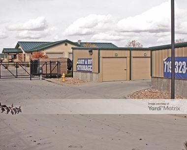 Storage Units for Rent available at 9519 Bandley Drive, Fountain, CO 80817