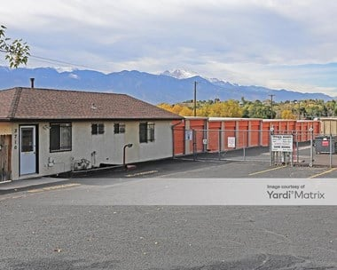 Image for Astrozon Self Storage - 3710 Astrozon Blvd, CO