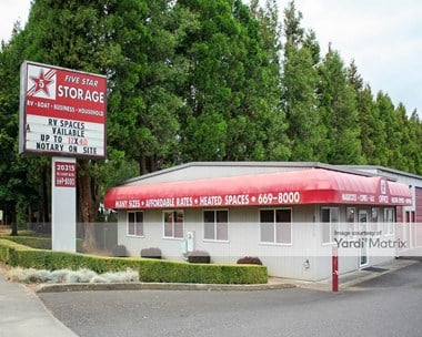Image for Five Star Storage - 20315 NE Sandy Blvd, WA