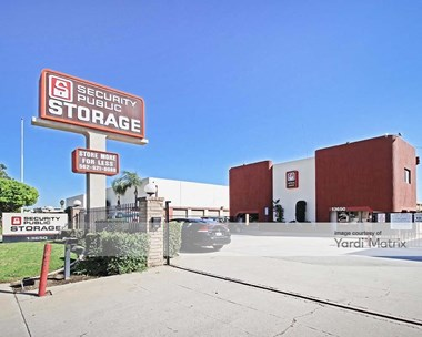 Image for Security Public Storage - 13650 Imperial Hwy, CA