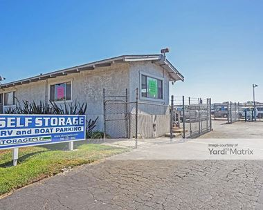 Storage Units for Rent available at 20501 South Main Street, Carson, CA 90745