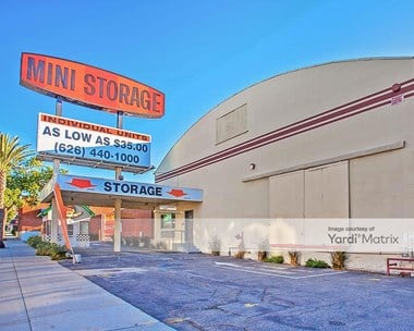 Image for Pasadena Mini Storage - 686 South Arroyo Pkwy, CA
