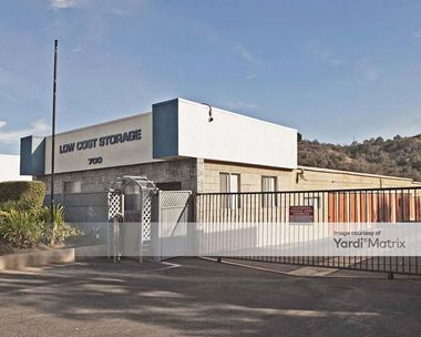 Storage Units for Rent available at 700 East Route 66 Blvd, Glendora, CA 91740