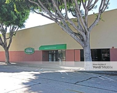 Storage Units for Rent available at 7037 Comstock Avenue, Whittier, CA 90602
