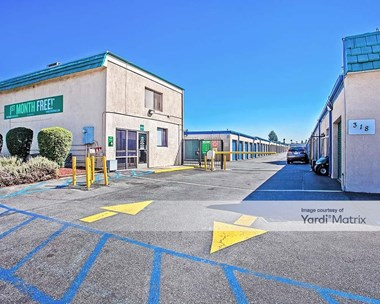 Image for Extra Space Storage - 318 North Vincent Avenue, CA