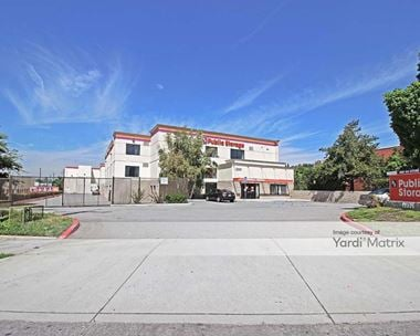 Storage Units for Rent available at 12331 Penn Street, Whittier, CA 90602