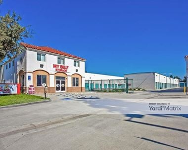Storage Units for Rent available at 901 West Service Avenue, West Covina, CA 91790