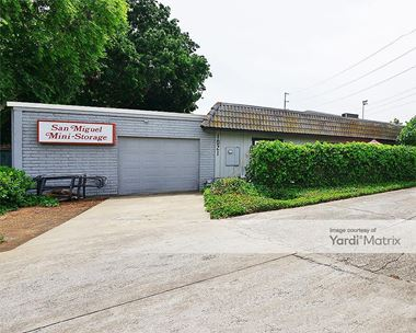 Storage Units for Rent available at 1021 San Miguel Road, Concord, CA 94518