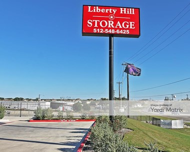 Storage Units for Rent available at 14774 West Highway 29, Liberty Hill, TX 78642 Photo Gallery 1