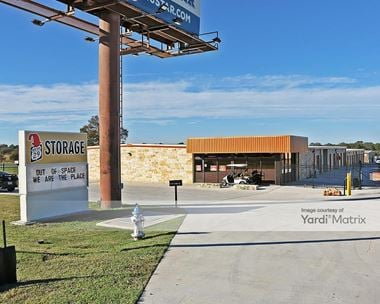Storage Units for Rent available at 7650 West Highway 29, Georgetown, TX 78628