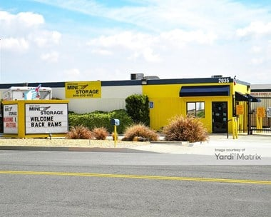 Storage Units for Rent available at 2035 South Cucamonga Avenue, Ontario, CA 91761 Photo Gallery 1