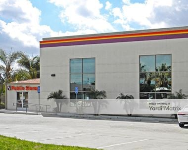 Storage Units for Rent available at 5587 Holt Blvd, Montclair, CA 91763