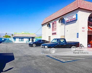 Storage Units for Rent available at 2850 West Foothill Blvd, Rialto, CA 92376 Photo Gallery 1