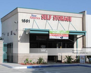 Storage Units for Rent available at 1661 South Campus Avenue, Ontario, CA 91761 Photo Gallery 1
