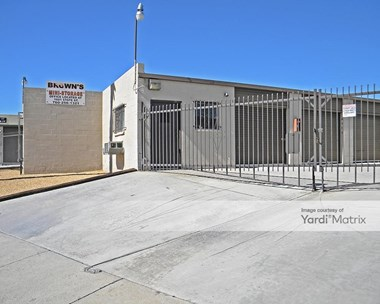 Storage Units for Rent available at 1601 State Street, Barstow, CA 92311 Photo Gallery 1