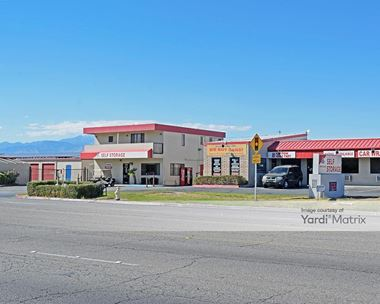 Storage Units for Rent available at 67650 East Ramon Road, Cathedral City, CA 92234