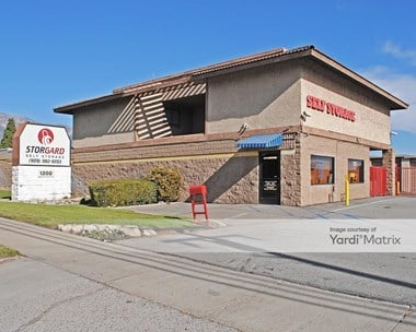 Image for Storgard Self Storage - 1200 North Benson Avenue, CA